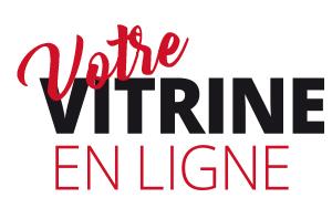 Ma vitrine en ligne Logo